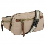 303-301-23 ΤΣΑΝΤΑΚΙ ΜΕΣΗΣ CAMEL ACTIVE WOMAN BARI BEIGE