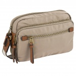 303-603-23 ΤΣΑΝΤΑ ΩΜΟΥ CAMEL ACTIVE WOMAN BARI BEIGE