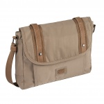 304-602-23 ΤΣΑΝΤΑ ΩΜΟΥ CAMEL ACTIVE WOMAN ARUBA BEIGE