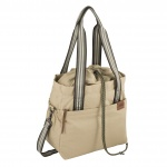 328-602-23 ΤΣΑΝΤΑ ΩΜΟΥ CAMEL ACTIVE WOMAN BLAIR BEIGE