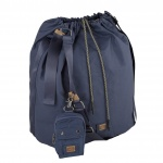 330-602-53 ΤΣΑΝΤΑ ΩΜΟΥ CAMEL ACTIVE WOMAN LAONA DARK BLUE